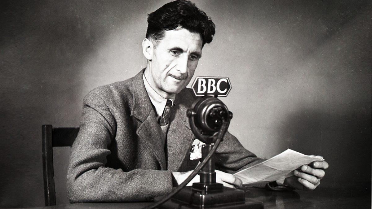 Resultado de imagem para George Orwell